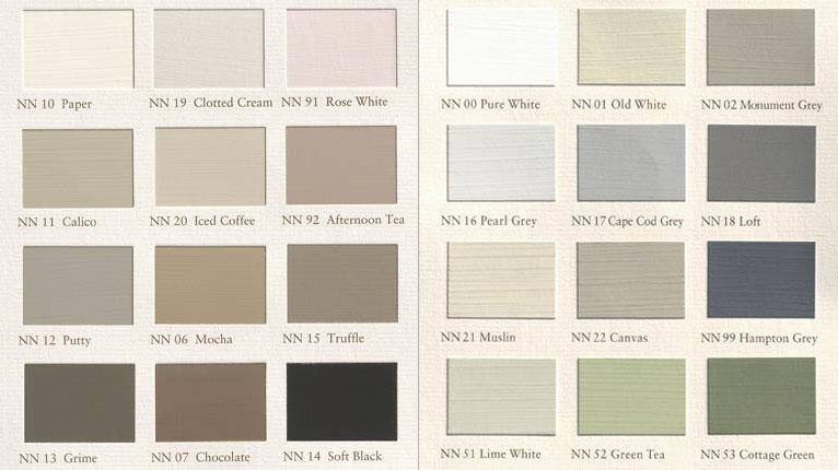 painting the past kleurenkaart new neutrals soft loft paint. Black Bedroom Furniture Sets. Home Design Ideas