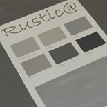 Painting the Past Kleurenkaart Rustic@
