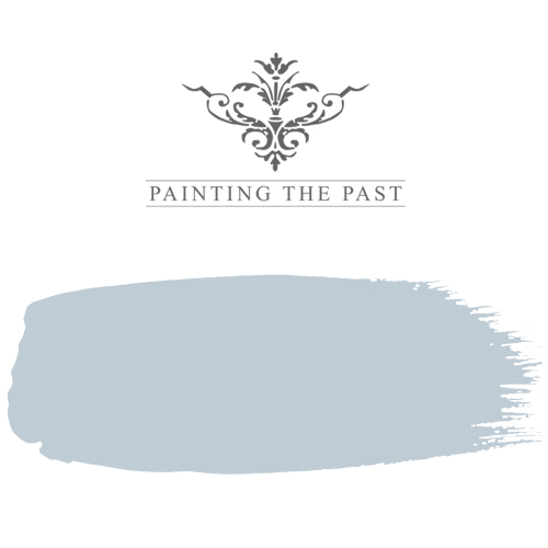 Painting The Past Proefpotje Swedish Blue P81