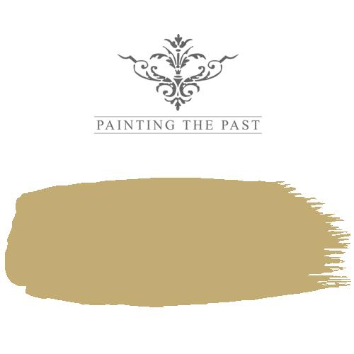 Painting the Past Matt Finish Mustard (MS09) - Paint-Brush.nl